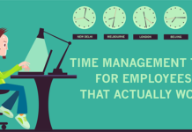 Time Management Tips for Employees that Actually.