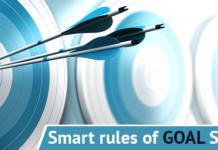 Smart rules of Goal Setting