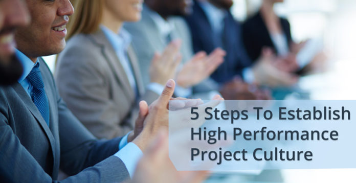 5 Steps to Establish High Performance Project Culture