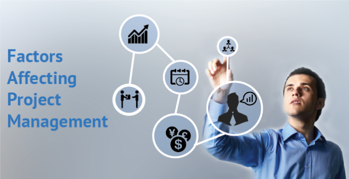 7 Factors Affecting Project Management in your Organization