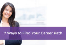 7 Ways to Find Your Career Path