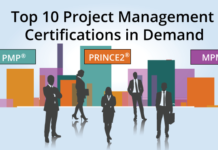 Top 10 Project Management Certifications in Demand