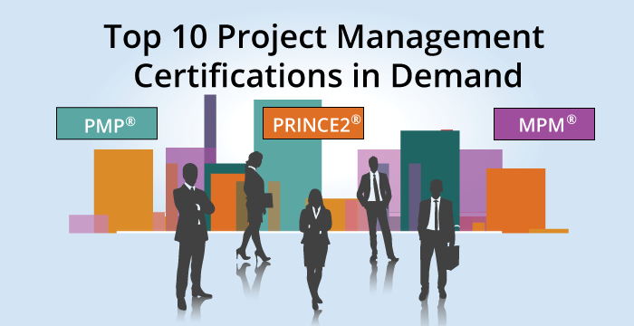 Top 10 Project Management Certifications in Demand - Invensis ...
