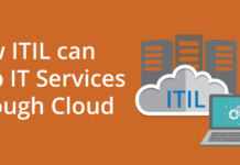 How ITIL can help IT Services through Cloud