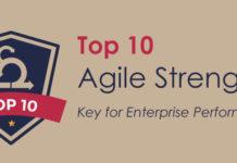 Top 10 Agile Strengths – Key for Enterprise Performance
