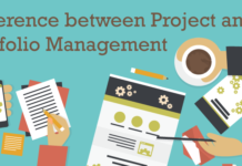 Difference between Project and Portfolio Management