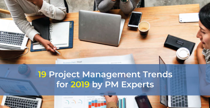 19 Project Management Trends 2019
