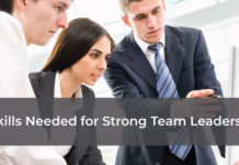 7 Skills Needed for Strong Team Leadership