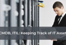 CMDB, ITIL: Keeping Track of IT Assets