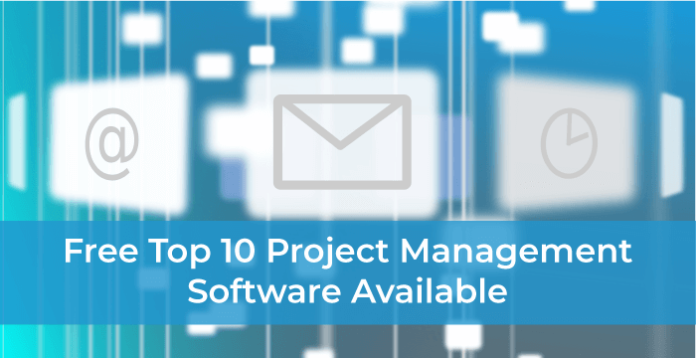 Free Top 10 Project Management Software Available