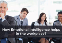 How Emotional Intelligence helps in the workplace?