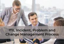ITIL Incident, Problem and Change Management Process