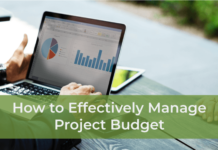 How to Effectively Manage Project Budget