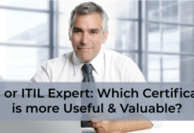 PMP or ITIL Expert: Which Certification is more Useful & Valuable?