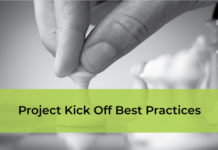 Project Kick Off Best Practices