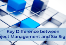 Key Difference between Project Management and Six Sigma