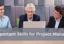7 Important Skills for Project Managers