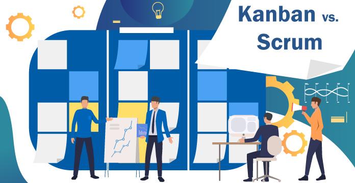 Kanban vs. Scrum Which Works Best for Enterprises in 2019