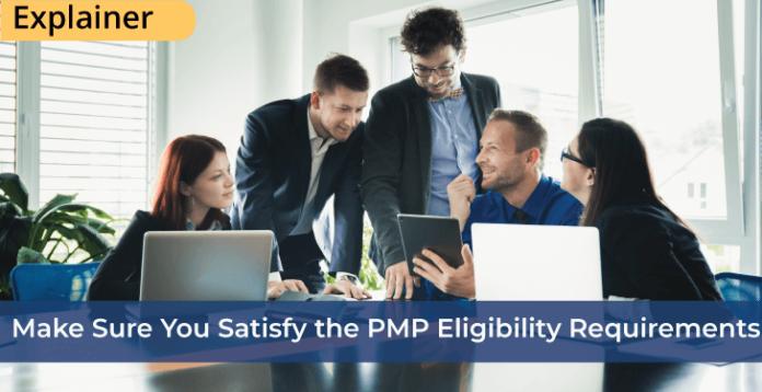 PMP Certification Prerequisites