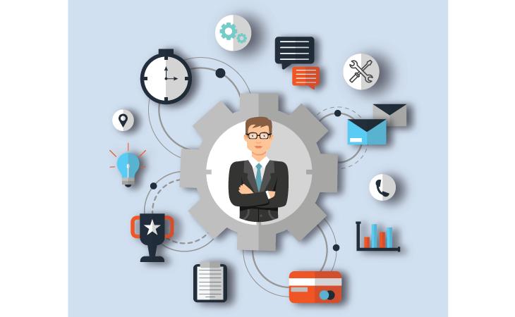 Project Management Involves Multi-Tasking