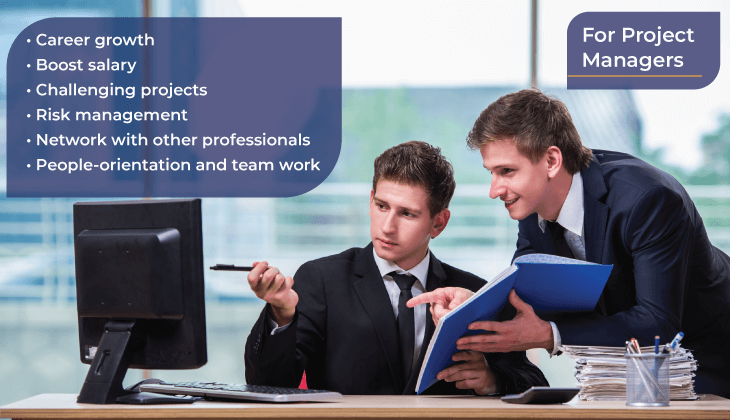 Benefits of PMP Certification For Project Managers