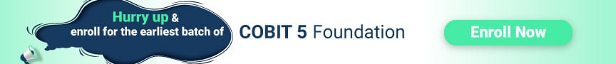 COBIT 5 Foundation Certification Training - Invensis Learning