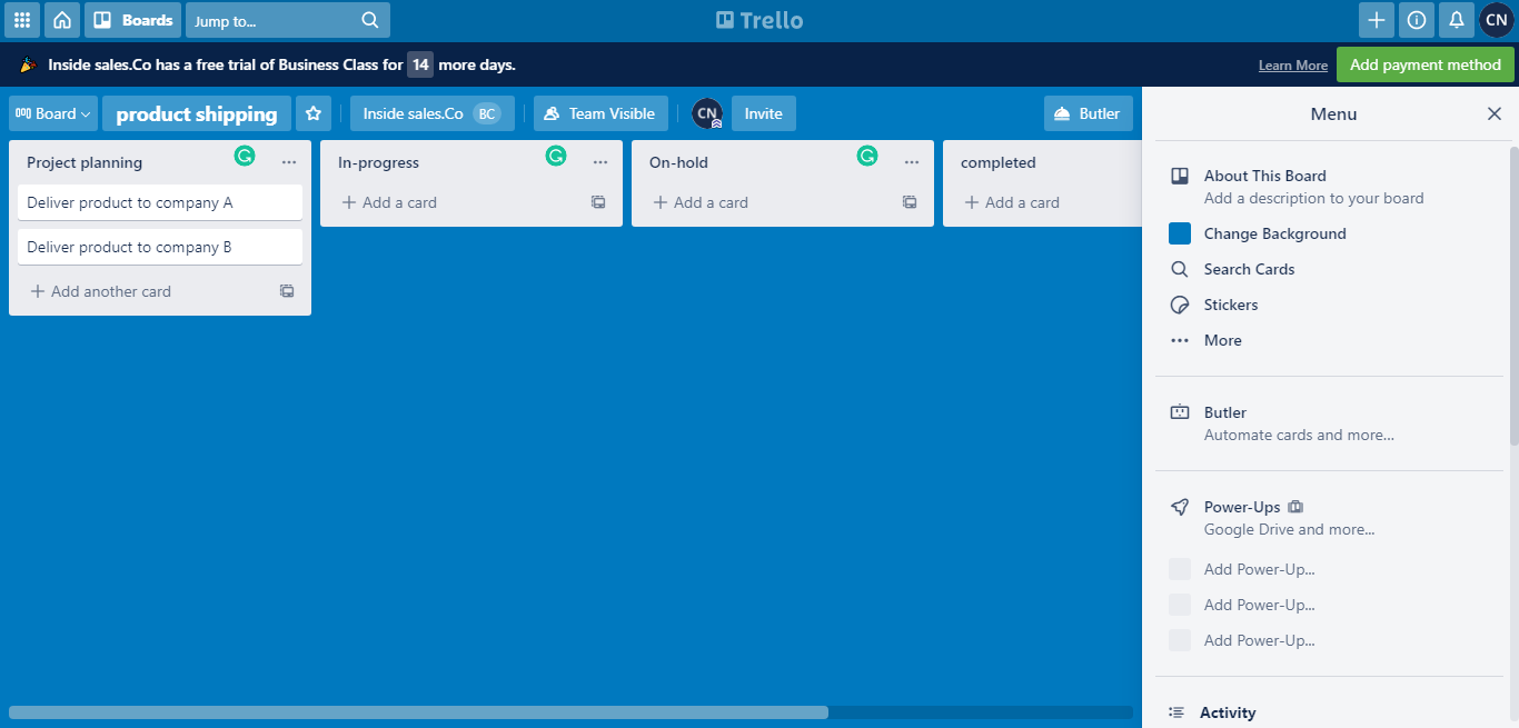 Agile project management- Trello demo 10- Invensis Learning