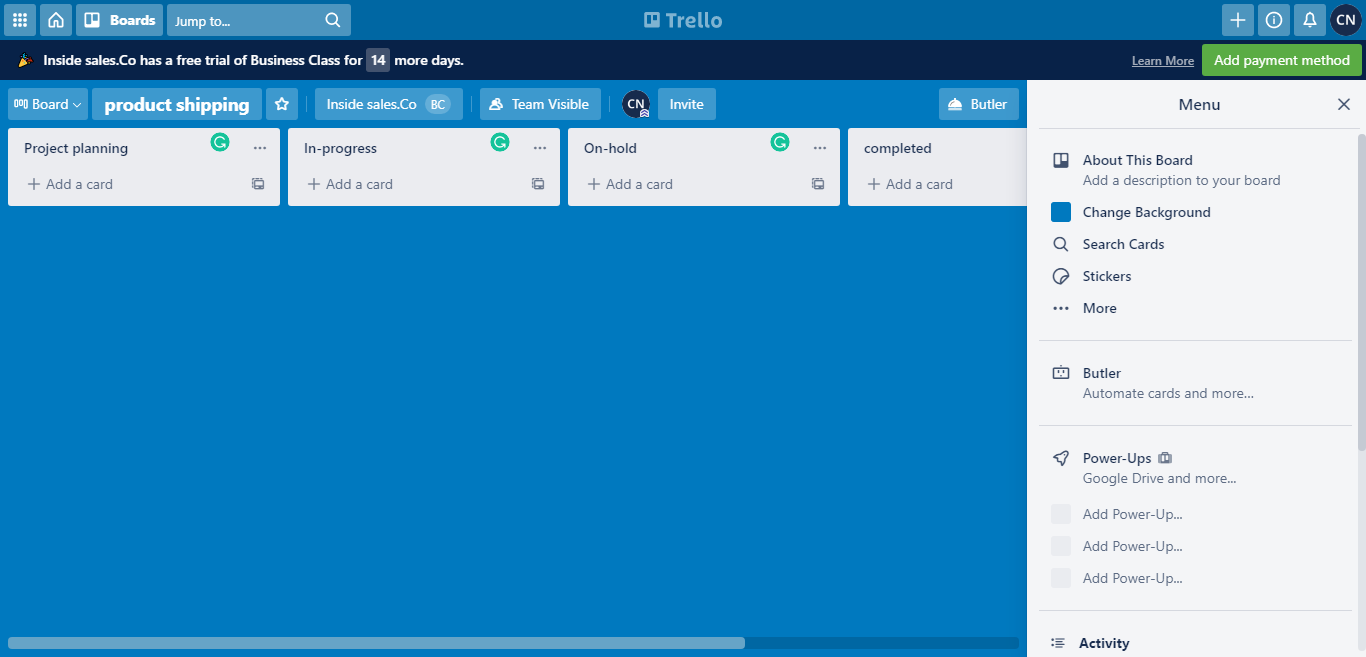 Agile project management - Trello demo 9- Invensis Learning